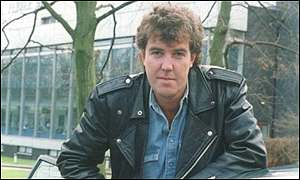 Jememy Clarkson of Top Gear can't play the piano